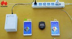 Huawei presenteert bliksemsnelle oplaadtechniek #hauwei #blog #charging #opladen #accu #batterij