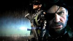 Metal Gear Solid 5 The Phantom Pain HD for desktop