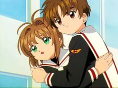 Love sakura and lin together, wish there was more in the anime between them Card Captor Sakura!