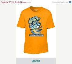 ON SALE Youth AquaCat Superhero T-shirt
