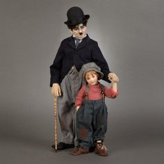 John Wright Jackie Coogan The Kid doll Never Removed from Box R