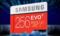 Samsung apresenta cartão microSD com a maior capacidade já produzida - http://www.showmetech.com.br/samsung-apresenta-cartao-microsd-com-maior-capacidade-ja-produzida/