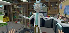 Ricky and Morty: Virtual Rick-ality blazing to 20/4