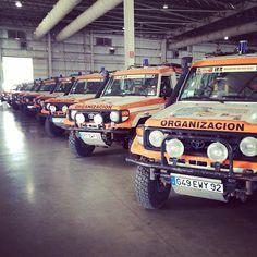 Toyota Land Cruiser - Dakar Rally Organization - dakarrally's photo on Instagram