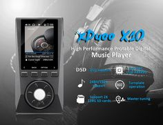 XDUOO X10, Music Player