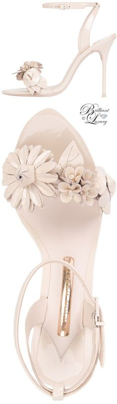Brilliant Luxury ♦ Sophia Webster Lilico sandals