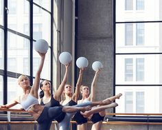 Tanya Becker, co-founder of Physique 57, gives a rundown of the most common mistakes she sees clients making at barre and how to fix them!
