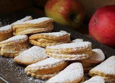 ciasteczka z jabłkiem