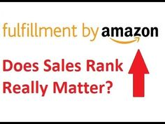 What Sales Rank Is Good On Amazon FBA? (Selling on Fulfillment By Amazon And Ebay)