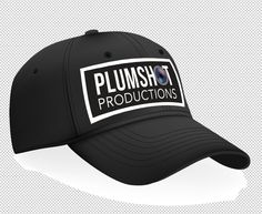 This is an application of my logo on a hat that would be worn while in the field on production.