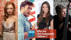 Who Are Clint Eastwood's Children ? [5 Daughters And 2 Sons]