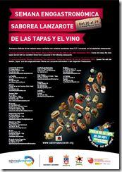 Saborea Lanzarote Tapas y Vino - Sept 2013