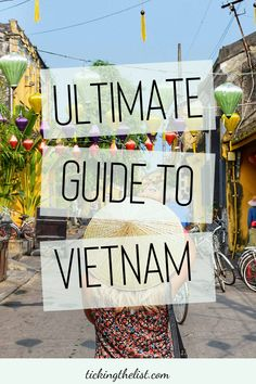 Jam packed 10 day itinerary from north to south Vietnam
