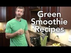 Green Smoothie Recipes For Weight Loss – Videos – The Cycling Bug
