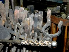 Gone Walkabout 2: Blacksmith Shop Vignettes