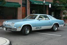 1976 Oldsmobile Cutlass 442
