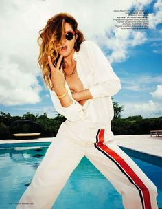 it's a crazy beautiful world: erin wasson by petrovsky & ramone for vogue netherlands june 2013 Fashion Shoot, Editorial Fashion, Fashion Mag, Fashion Bloggers, Fashion Trends, Audio, Vogue, Erin Wasson, Fashion Photography Inspiration