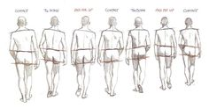 hips walk cycle - Google Search