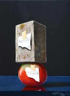 Gustavo Fernandes - Tomate e Pedra