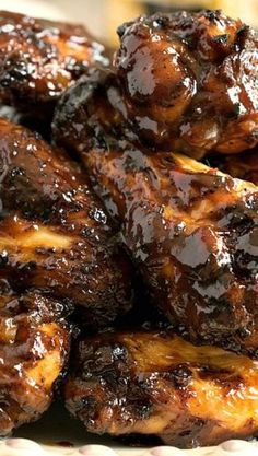 Looking for Fast & Easy Barbecued Recipes, Chicken Recipes, Main Dish Recipes! Recipechart has over free recipes for you to browse. Find more recipes like Dry Rub Spicy Barbecue Chicken Wings. Chicken Wings Spicy, Barbecue Chicken, Chicken Wing Recipes, Barbecue Sauce, Spicy Wings, Bbq Wings, Bbq Sauces, Barbecue Grill, Great Recipes