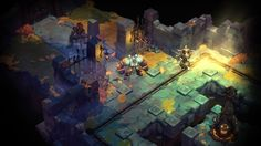 Battle Chasers: Nightwar is an RPG inspired by the classic console greats, featuring deep dungeon diving, turn-based combat presented in a classic JRPG format, and tons of secrets, story and ra Game Environment, Environment Concept Art, Environment Design, Battle Chasers, Hand Painted Textures, Game Background, Game Concept Art, Design System, Environmental Art