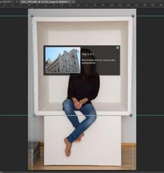 HOW TO: Terrie zeeman photography  BOXED IN CREATION TUTORIAL