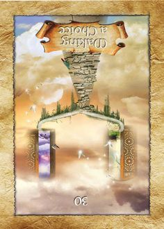 The Daily Wisdom Pick | Oracle Cards | Colette Baron-Reid | The Oracle | Free Oracle Card Readings
