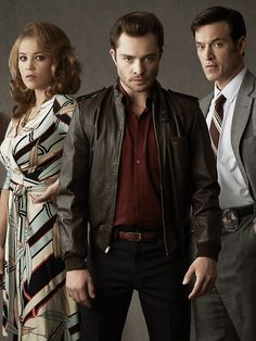 Wicked City (ABC) starring Adam Rothenberg, Ed Westwick, Taissa Farmiga, Gabriel Lunaare