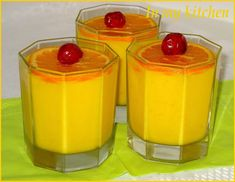 In my kitchen: Mus pomarańczowy Pudding, Kitchen, Cooking, Custard Pudding, Kitchens, Puddings, Cuisine, Avocado Pudding, Cucina
