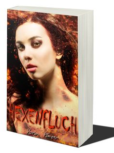 Cover Hexenfluch (Coming soon on Amazon)