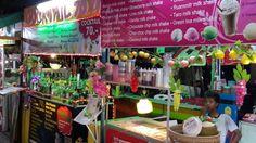 Night Market - Chaweng, Koh Samui : May 2015