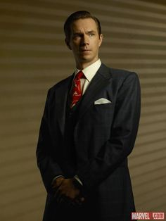 James D'Arcy stars as Edwin Jarvis in 'Marvel's Agent Carter'