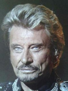 Johnny Hallyday. Johnny Halliday, Films Cinema, Jean Philippe, Laetitia, Christian Audigier, Portrait, Harley Quinn, Rock N Roll, My Friend