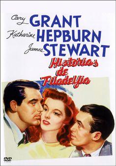 Historias de Filadelfia (1940) EEUU. Dir: George Cukor. Comedia. Romance. Xornalismo - DVD CINE 1070