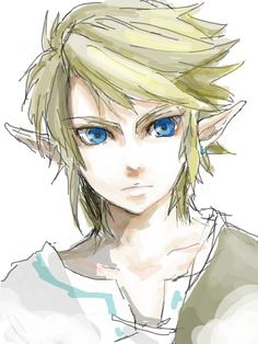 Link is so bae The Legend Of Zelda, Legend Of Zelda Breath, Link Zelda, Link Art, Tp Link, Link Twilight Princess, Et Tattoo, Ben Drowned, Boruto