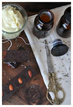 Liebesseelig // Chocolate and Body Butter, selfmade