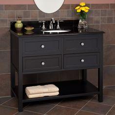 """44"""" Taren Vanity Cabinet $968"""