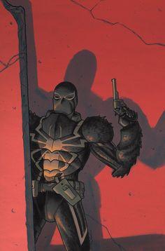 Agent Venom by Joe Quinones