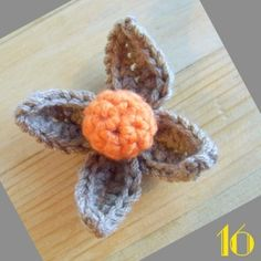 Physalis #Crochet #Pattern