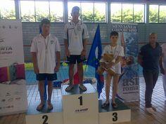 Premiazioni campionati nazionali ASI nuoto