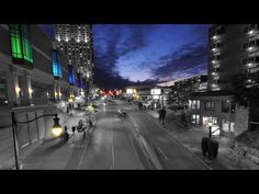 Our World | A Selective Colour Time Lapse - YouTube
