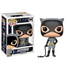 Batman: The Animated Series Catwoman Pop! Vinyl Figure : Bruce Timm's iconic designs come to life as Pop! Based on Batman: The Animated Seri Catwoman Cosplay, Cosplay Gatúbela, Cosplay Costumes, Cosplay Ideas, Figurine Star Wars, Pop Figurine, Disney Pop, Pop Vinyl Figures, Batman Anime