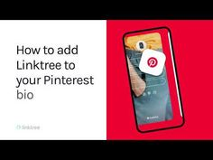 Photo Albums Landing Page: How to add Linktree to your Pinterest profile | Li... Surface Studio, Evernote, News Stories, Web Browser, Save Yourself, Landing, Albums, Profile, Ads