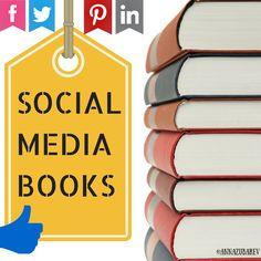 15 Social Media Books Every Social Media Prenuer Must Read - Anna Zubarev Marketing Books, Marketing Strategies, Social Media Marketing, Social Media Books, Social Media List, My Books, Books To Read, Social Media Engagement, Social Media Influencer