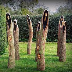 Stunning Woodworking Art Found Around World