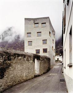 Villa Garbald Miller & Maranta