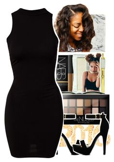 """""""First Post of 2016"""" by uniquee-beauty ❤ liked on Polyvore featuring Bantu, Maybelline and River Island"""