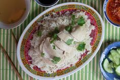Hainan Chicken Rice