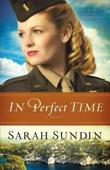 In Perfect Time  by Sarah Sundin http://www.faithfulreads.com/2014/12/saturdays-christian-kindle-books-early_27.html