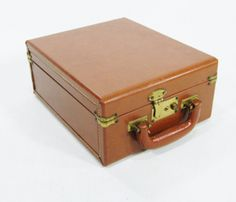 Vintage Camera Carry Case